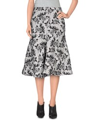 Laviniaturra Skirts Knee Length Skirts Women White