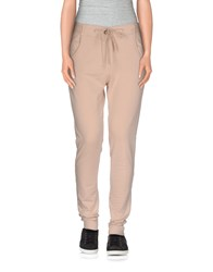Mine Trousers Casual Trousers Women Light Pink