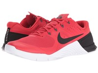 Nike Metcon 2 Action Red Black White Men's Cross Training Shoes Pink
