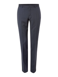 Tommy Hilfiger Solid Trousers Blue
