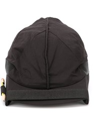 Nasir Mazhar Peak Bully Box Cap Black