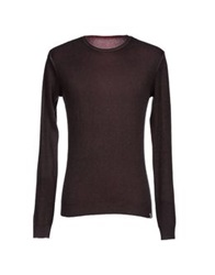 Szen Sweaters Dark Brown