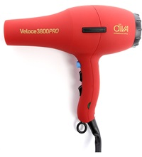 Diva Veloce 3800 Pro Hair Dryer