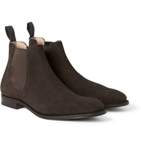 Church's Beijing Suede Chelsea Boots Mr Porter