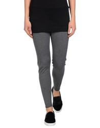 Terre Alte Trousers Leggings Women Grey