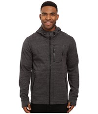 O'neill Traveler Hyperhoodie Asphalt Men's Sweatshirt Black