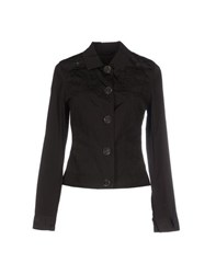 Add Suits And Jackets Blazers Women Dark Brown