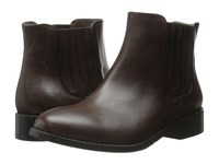Bella Vita Liv Italy Dark Brown Leather Women's Boots