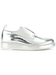 Juun.J Monk Shoes Metallic