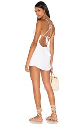 Riller And Fount Miki Dress White