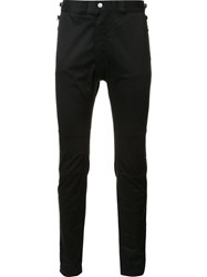 Ganryu Comme Des Garcons Skinny Trousers Black