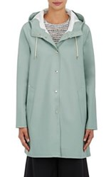 Stutterheim Raincoats Women's Mosebacke Raincoat Green
