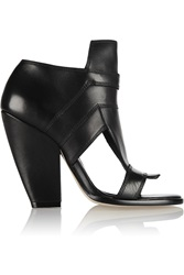 Camilla Skovgaard Leather Sandals Black