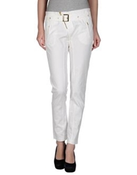 Relish Casual Pants White