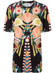 Givenchy 'Crazy Cleopatra' T Shirt Multicolour