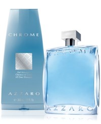Azzaro Chrome Set
