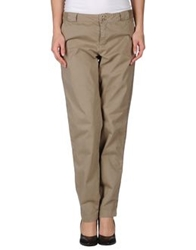 .. Merci Merci Casual Pants Beige
