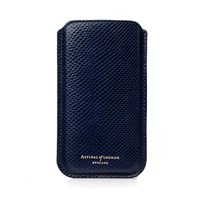 Aspinal Of London Samsung Galaxy S6 Sleeve Blue