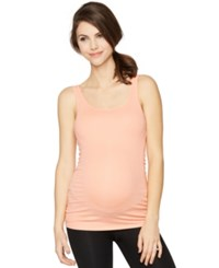A Pea In The Pod Maternity Ribbed Tank Top