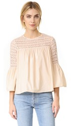 Endless Rose Boho Blouse Blush