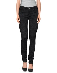 Genetic Denim Casual Pants Black