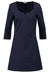Patrizia Pepe Summer Dress Blue Dark Blue