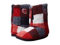 Bedroom Athletics Mcqueen Red Navy Check Men's Slippers