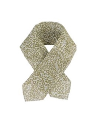 Liu Jo Accessories Oblong Scarves Military Green