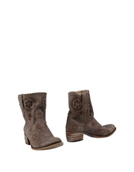 Sendra Ankle Boots Dove Grey