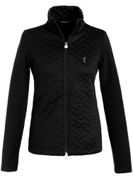 Golfino Fleece Jacket Black