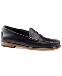 G.H. Bass And Co. Men's Larson Loafers Men's Shoes Navy