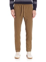 A.P.C. Sweatpants Khaki
