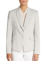 Hugo Boss Jaellita Blazer Open Grey