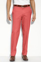 Peter Millar Twill Pant Red