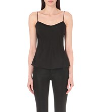 Ted Baker Tissa Crepe Camisole Black