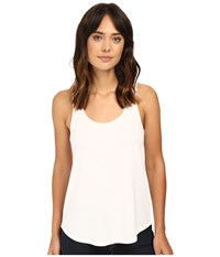 Alternative Apparel Organic Pima Daily Tank Top White Women's Sleeveless