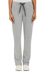 Skin Women's Cotton Blend French Terry Pants Grey