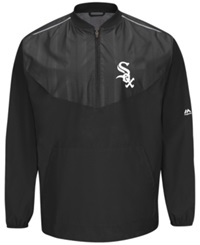 Majestic Men's Chicago White Sox Training Jacket