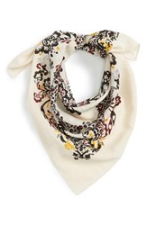 Women's Bp. Floral Square Scarf