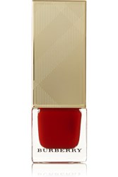 Burberry Nail Polish Military Red No.300