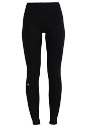 Under Armour Authentics Tights Black