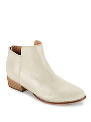 Seychelles Wonder Leather Booties Light Gold