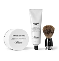 Baxter Of California Shave 1.2.3 Kit White