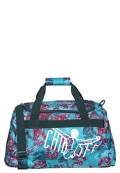 Chiemsee Sports Bag Dusty Flowers Pink