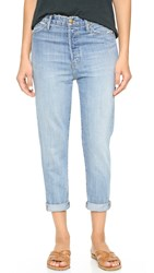 The Great. The Mister Slouch Jeans Outlaw Wash