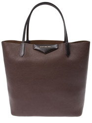Givenchy Medium 'Antigona' Shopping Tote Brown