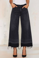 Nasty Gal Exclusive Citizens Of Humanity Melanie Crop Jeans