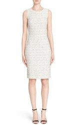 Women's St. John 'Izza' Knit Sheath Dress