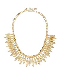 Jules Smith Designs Jules Smith Tribal Statement Necklace Golden