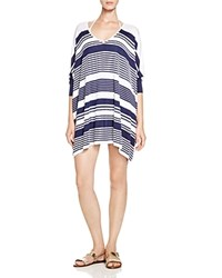Tommy Bahama Stripe Sweater Swim Cover Up